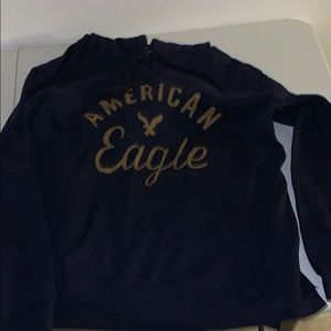 Navy American Eagle Sweater